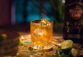 Recept na koktejl Canchánchara Autumn Punch Havana Club