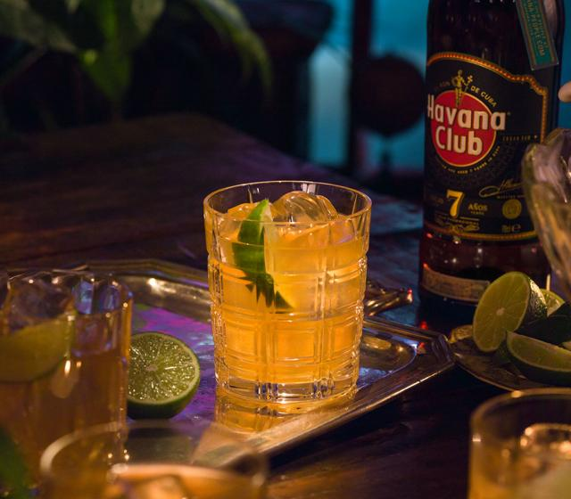 Recept na koktejl Canchánchara for many Havana Club