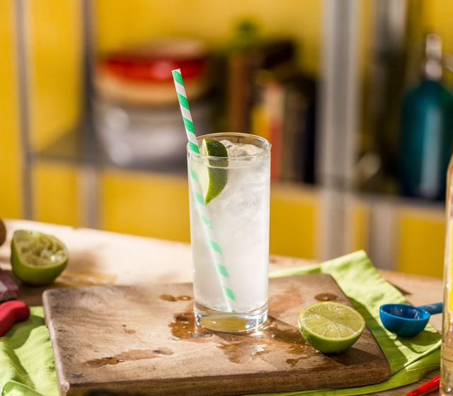 Recept na koktejl Ron Collins Havana Club
