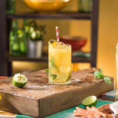 Recept na koktejl Pineapple Twist Mojito Havana Club