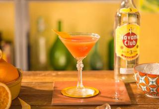 Santiago recipe how to Havana club