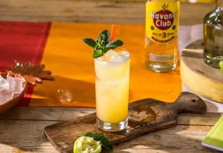 Silver pineapple recipe how to Havana club