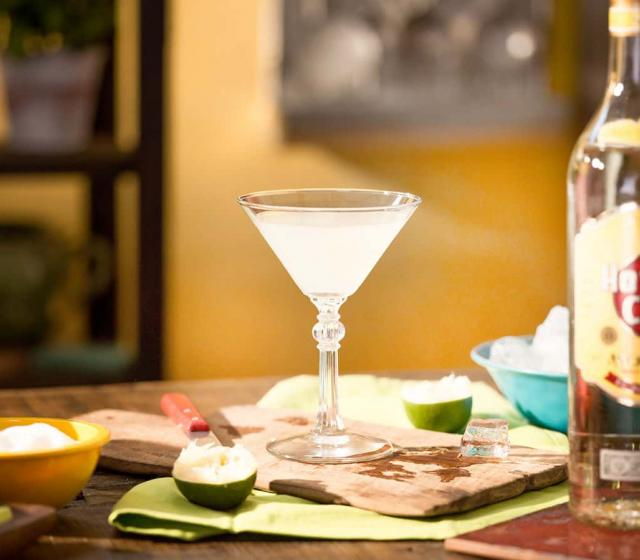 Classic daiquiri Cocktail recipe Havana club