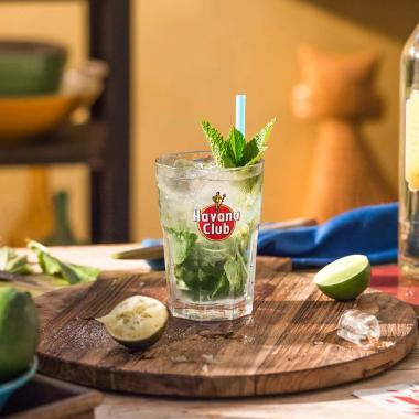 Mojito Cocktail recipe Havana club