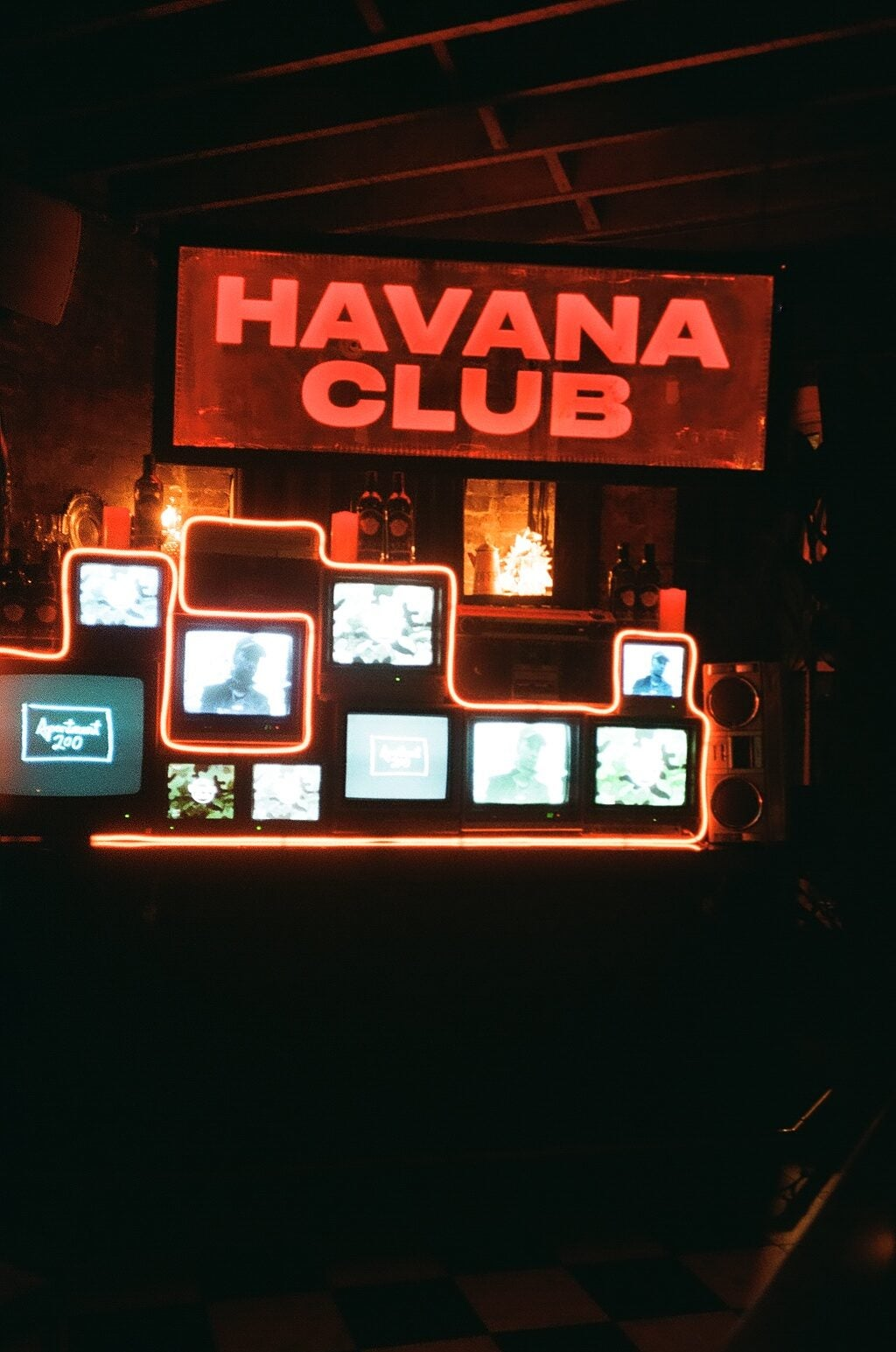 HAVANA CLUB x 99GINGER Toronto event - 62150037
