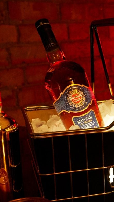 Havana Club Seleccion de Maestro Rum Flasche