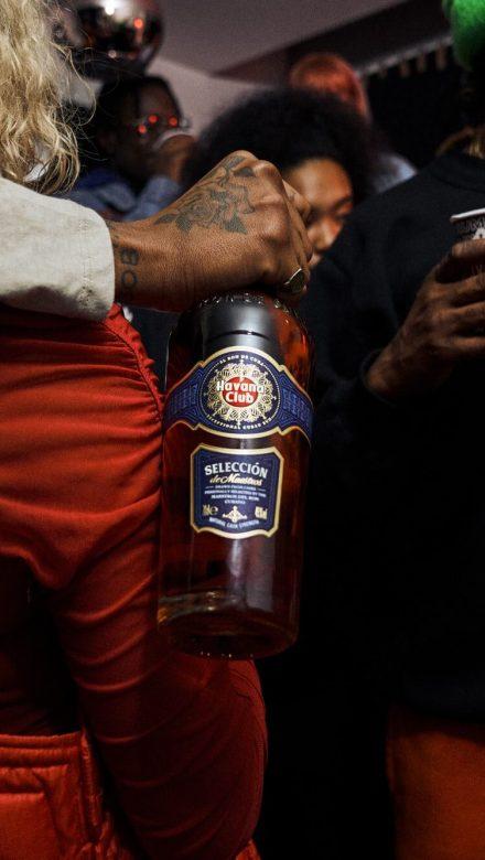 Havana Club Selección de Maestros Rumflasche