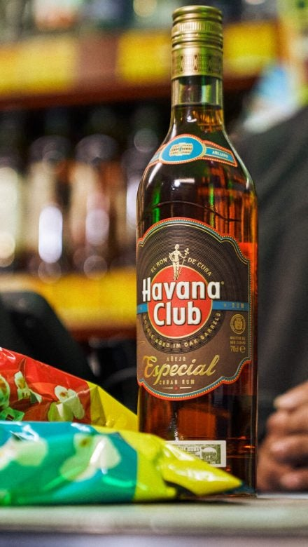 Havana Club Especial Rum