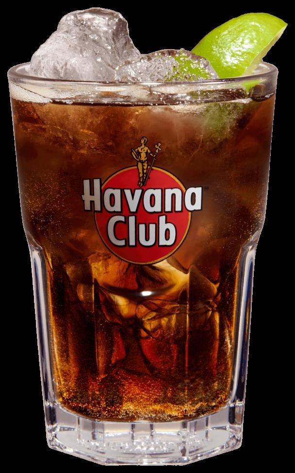 Cuba Libre mit Havana Club 3 Rum