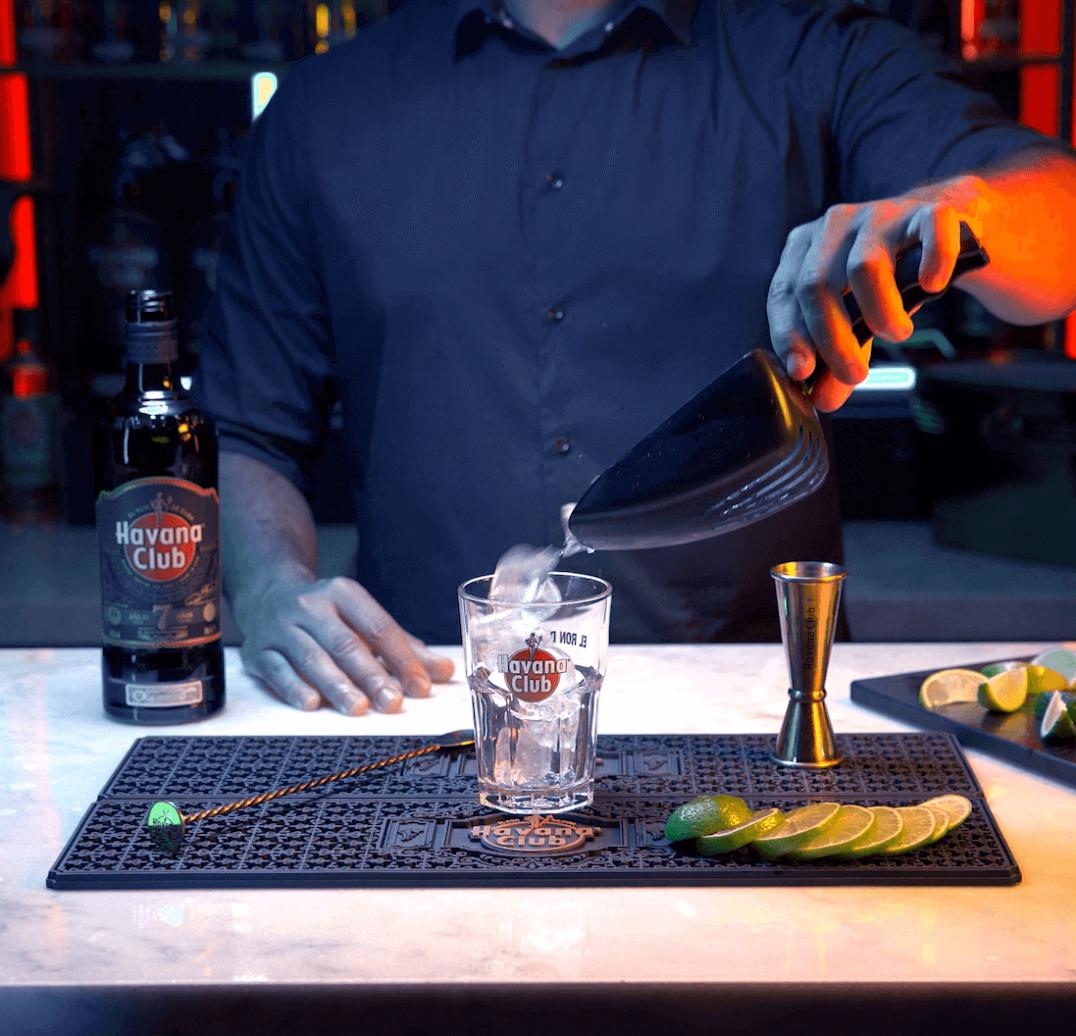 7g'(Ginger) cocktail