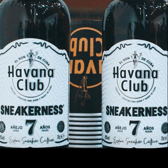 Havana Club kooperiert mit Sneakerness