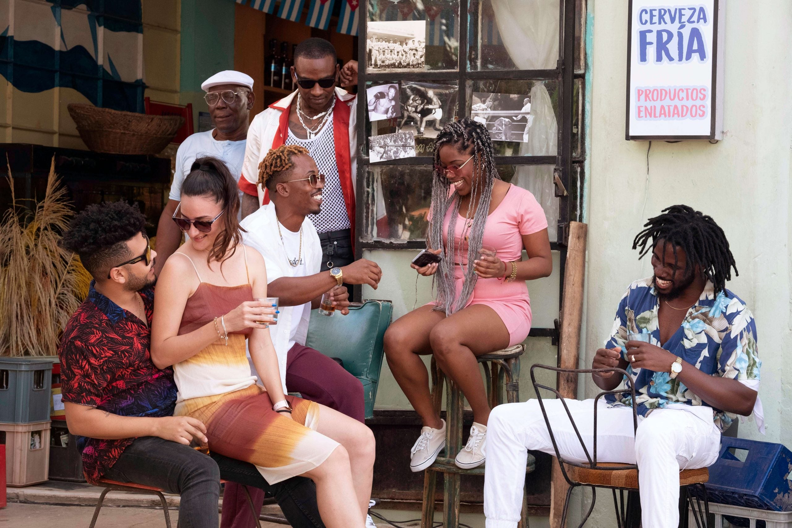Collab Skepta x Havana Club