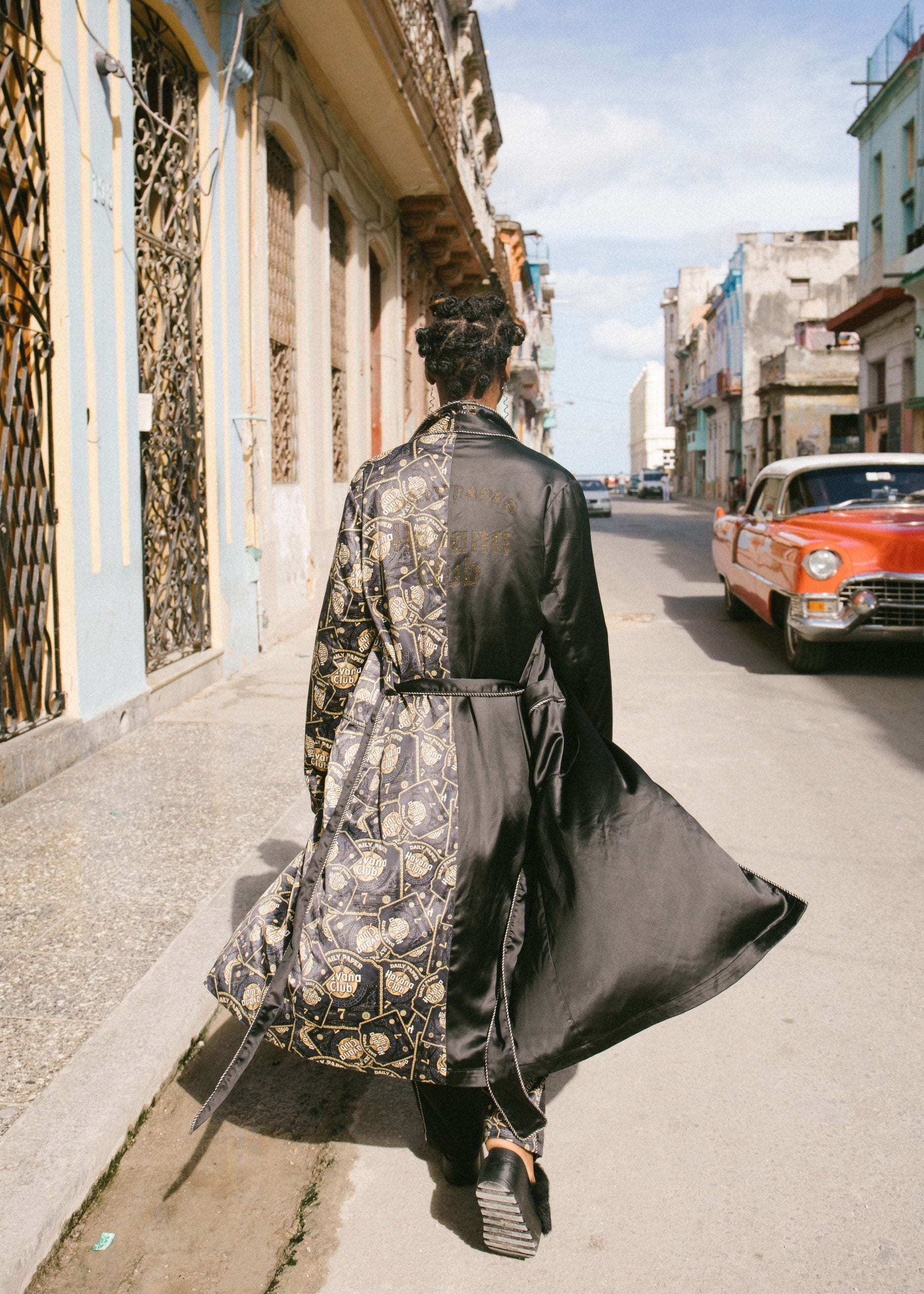 Collab Daily Paper x Havana Club