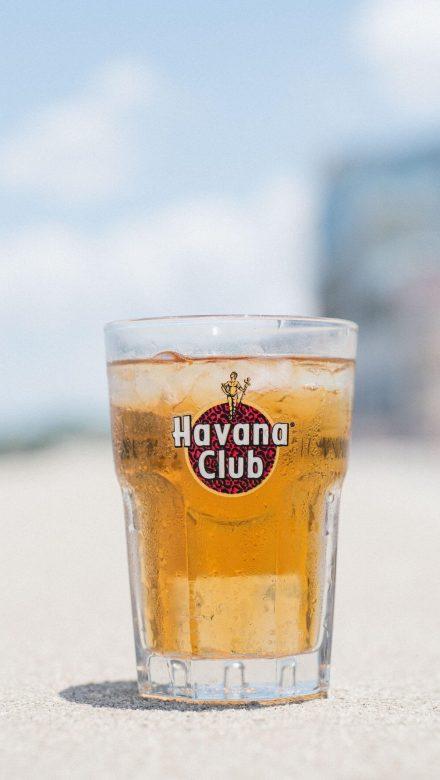 Havana Club 7 mit Ginger Ale genießen