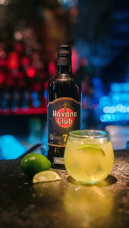 Havana Club 7 Jahre Cancha Rezept