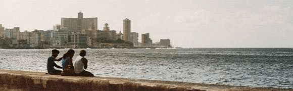 Cuba made me campaign image - Malecon Cuba