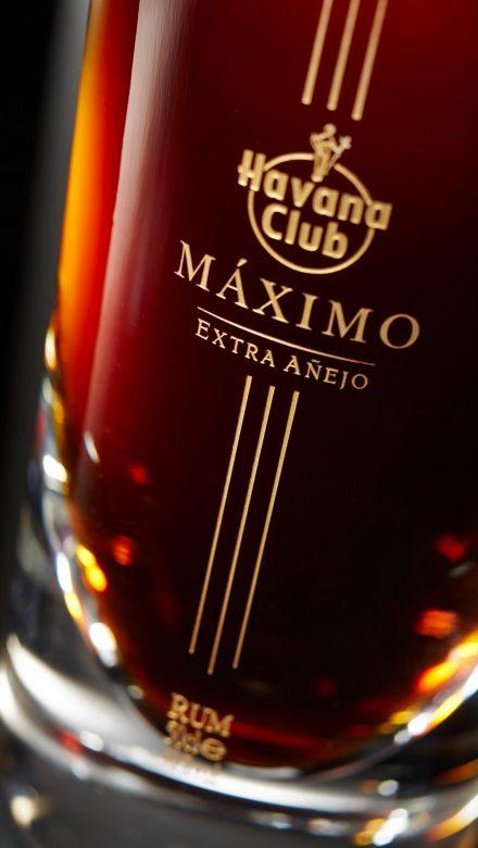 Havana Club Maximo Rum Flasche