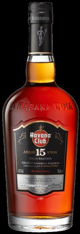 Produkt Havana Club 15 Jahre