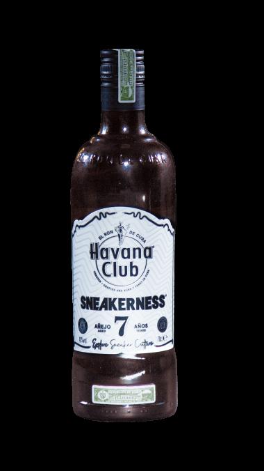 Collab Snearkerness x Havana Club