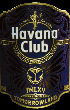 Havana Club x Tomorrowland Label