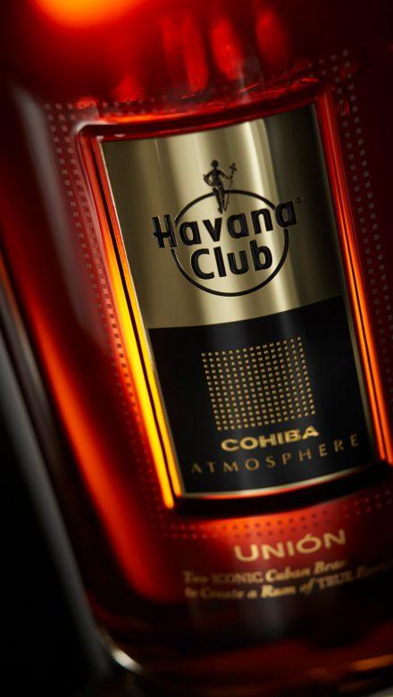 Havana Club Union Rum Flasche