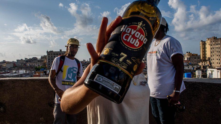 Collab Session Vol.1 x Havana Club - Bottle Havana Club 7
