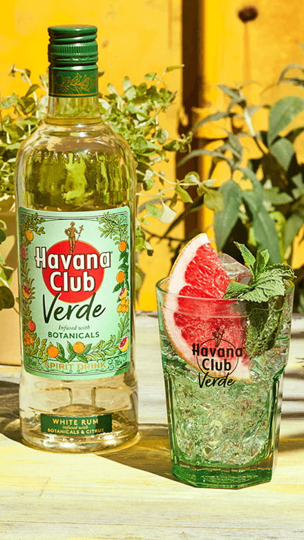 Havana Club Verde Mood