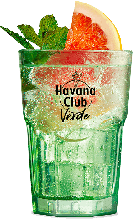 Havana Club Verde & Tonic Rezept
