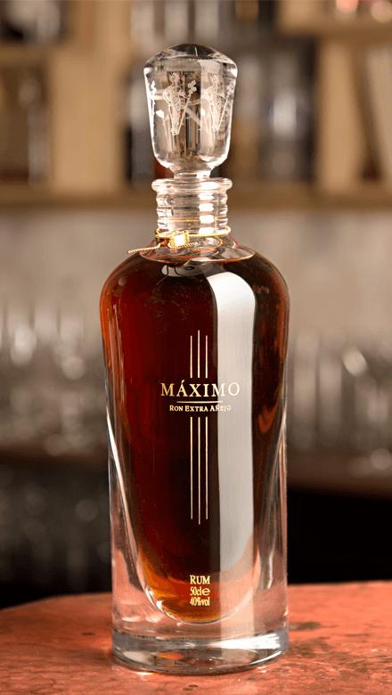 Havana Club Maximo Rum Moodbild