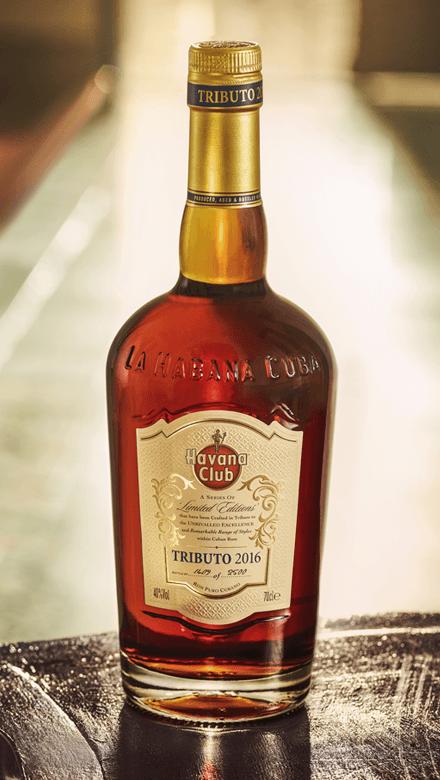 Havana Club Tributo Rum Moodbild