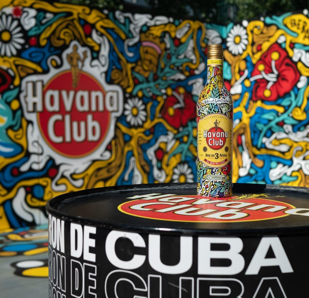 BEBAR x HAVANA CLUB