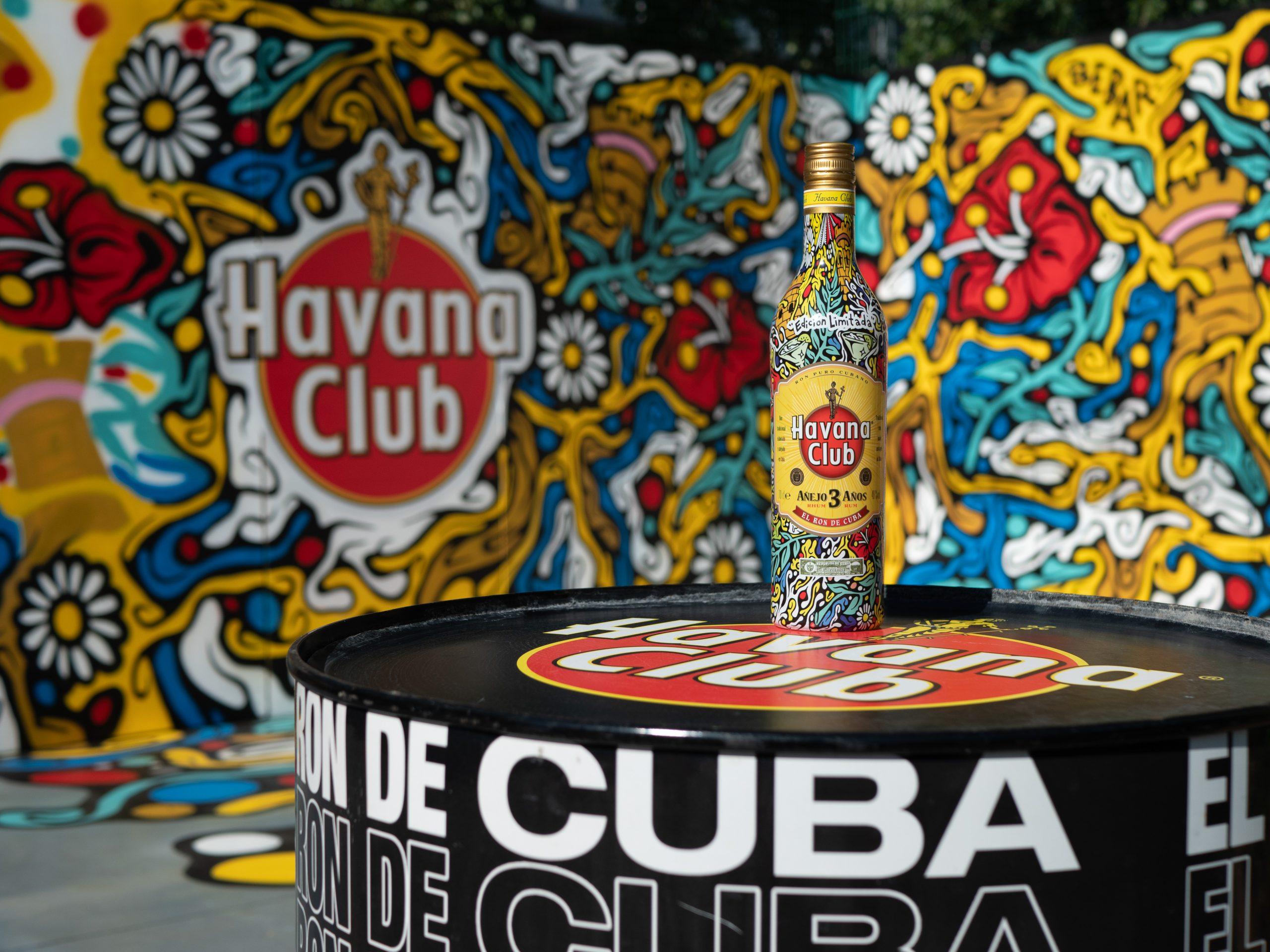 BEBAR x HAVANA CLUB BANNIERE