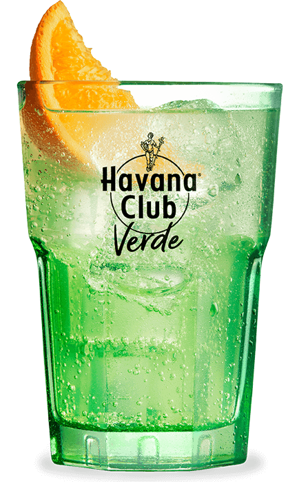 Havana Club Verde & Bitter Lemon Rezept