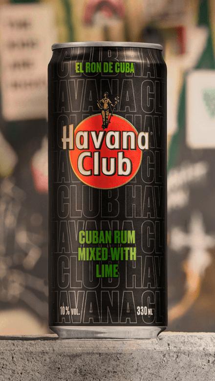 Havana Club Lime Dose