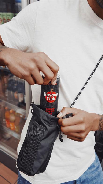 Havana Club und Cola fertig gemixt in der Dose