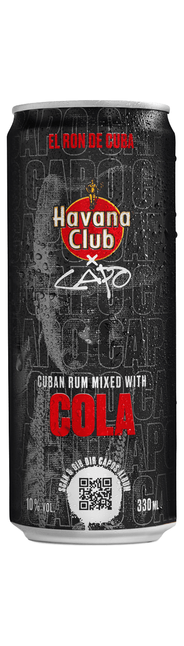 Havana Club x Capo Limited Edition Dose