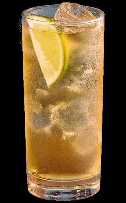 Havana Ginger Ale Cocktail recipe