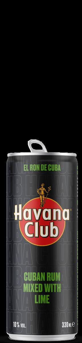 Havana Club Rum Lime Dose