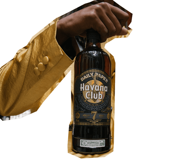 Havana Club 7 Jahre Limited Edition Daily Paper