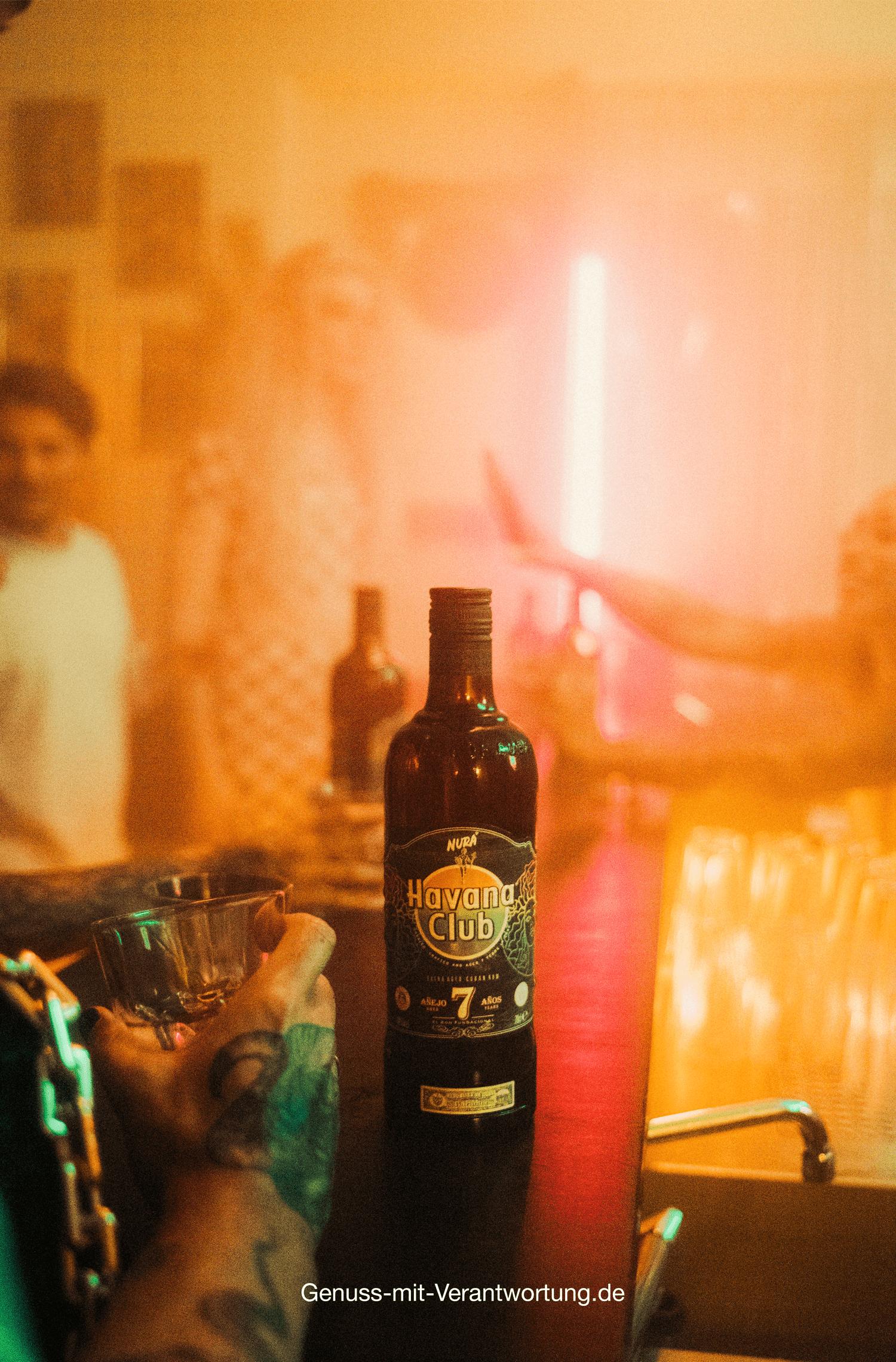 Havana Club x Nura Limited Edition 2021