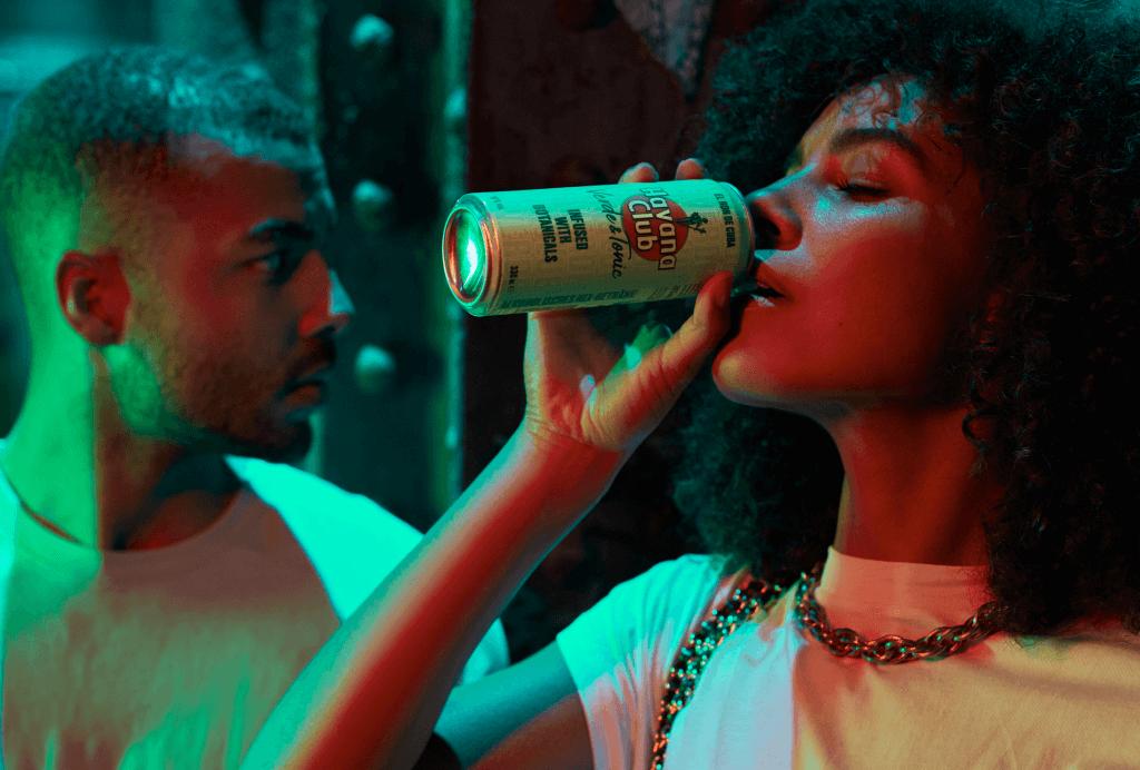 Havana Club Verde & Tonic Dose Mood